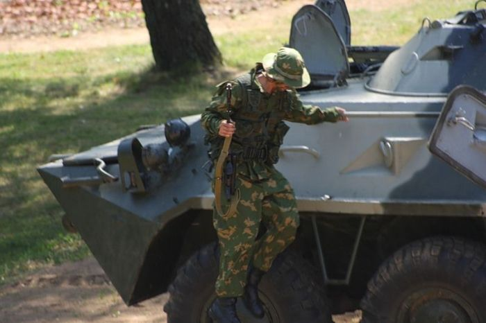 New Uniform of the Russian Army 91