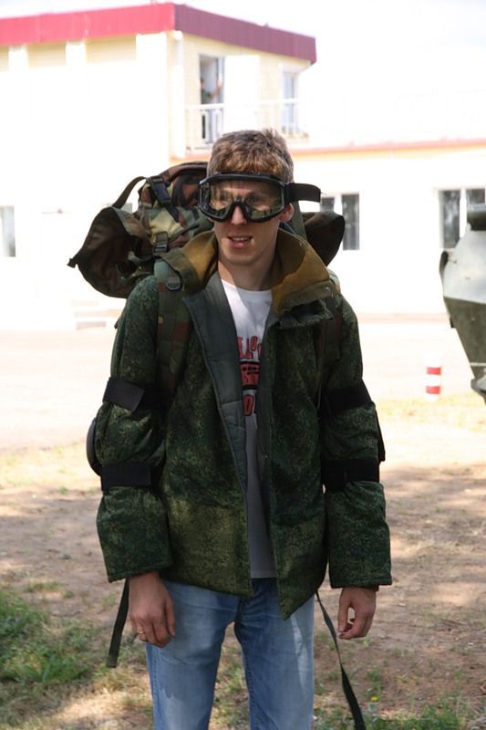New Uniform of the Russian Army 99