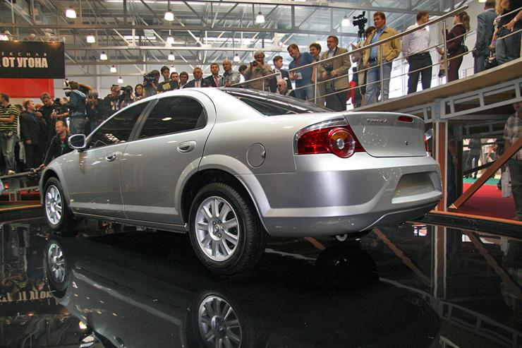 new volga gaz car 3