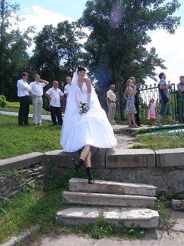 Wedding Photo Fails