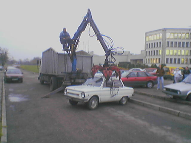 New type of wrecker in Lithuania 2