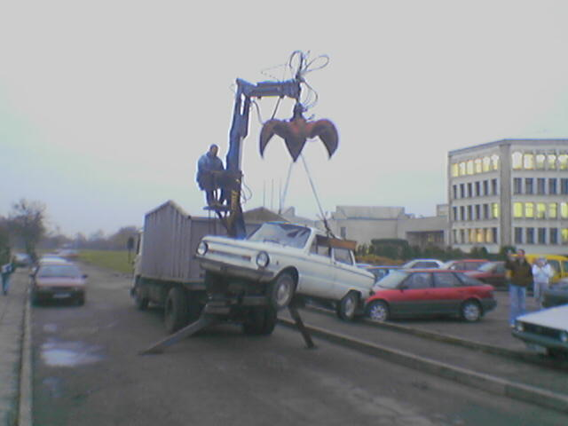 New type of wrecker in Lithuania 3