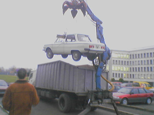 New type of wrecker in Lithuania 4