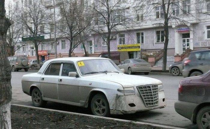 Only In Russia You May See, Part 5