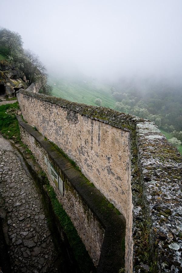 The Cave City of Chufut-Calais