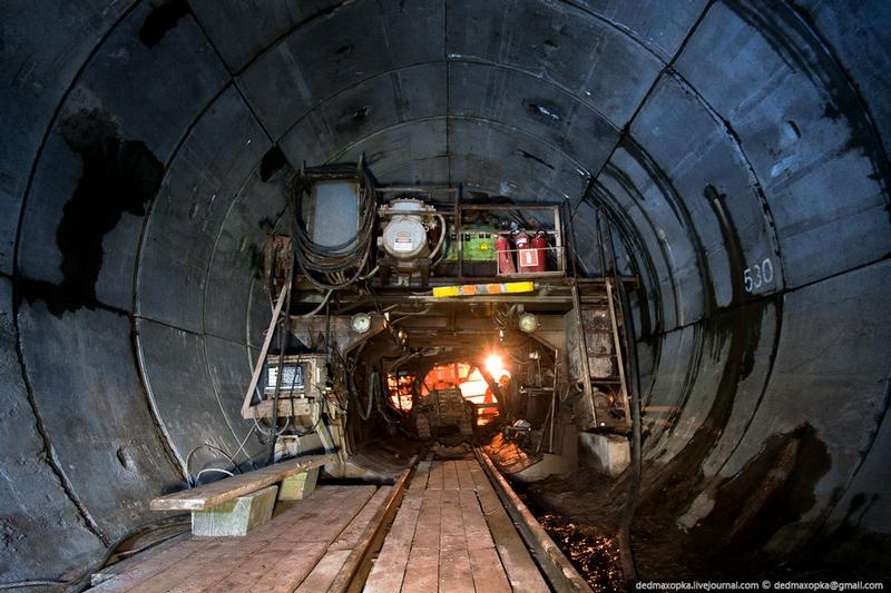 Construction of The Krasnoyarsk Subway