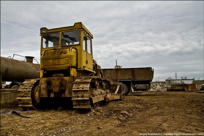 Abandoned Crimean NPP