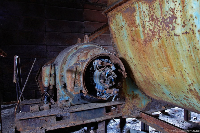 Abandoned Mines of Russian North