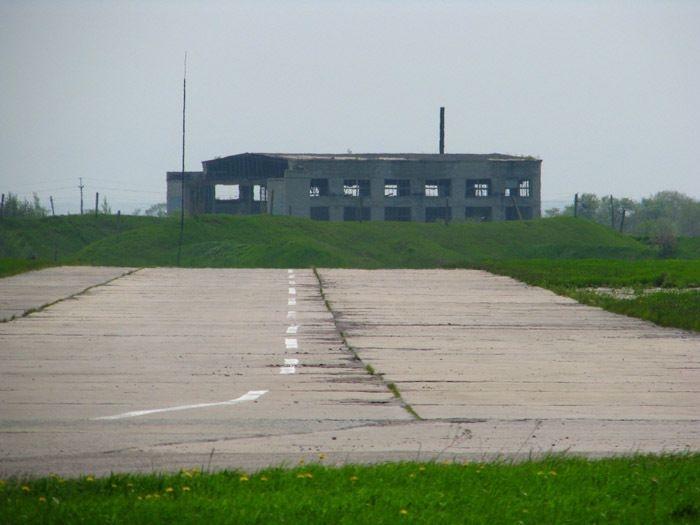 An Abandoned Regiment Of Primorye