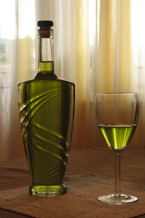 Pure Absinthe Made At Home