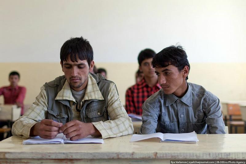 Schools Of Afghanistan