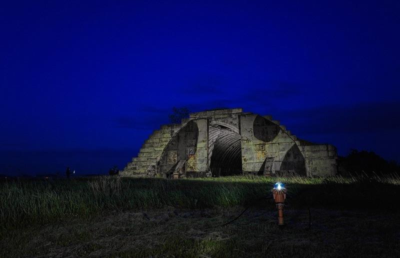 Abandoned Air Base