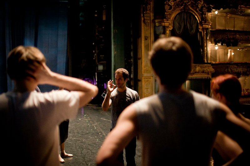 Behind The Scenes of The Mariinsky Theatre