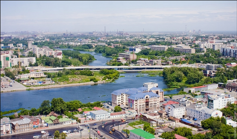 Unusual Trip to Chelyabinsk