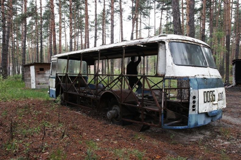 Chernobyl Nowadays