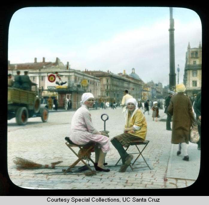 The Colored Moscow of 1931