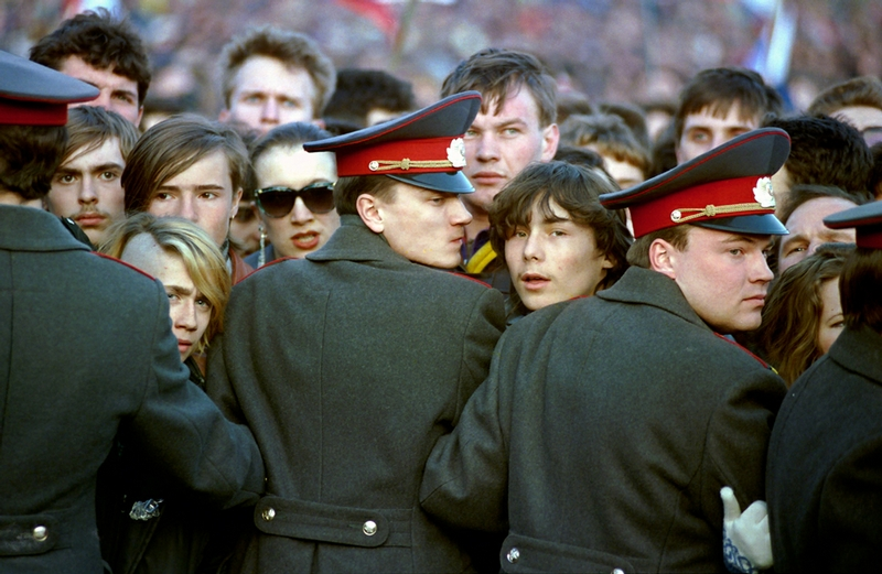 The Russian 90s By Lucien Perkins