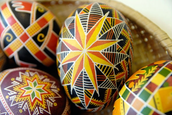Ancient Holiday Of Easter