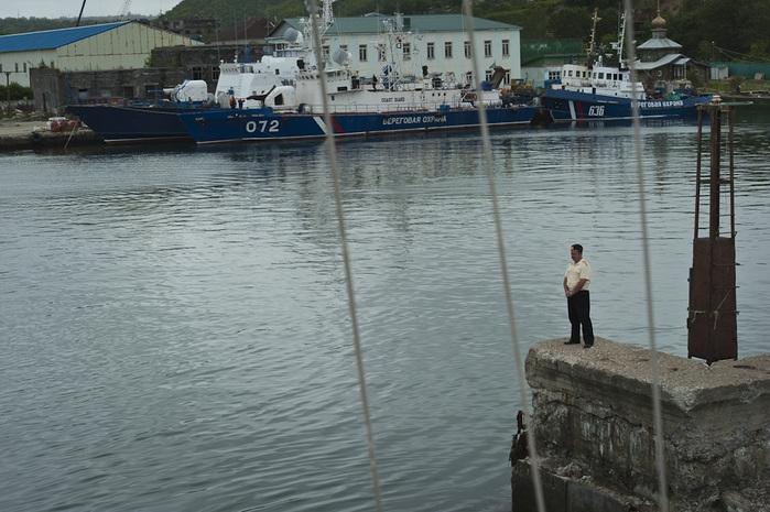 Fishing Season In Sakhalin