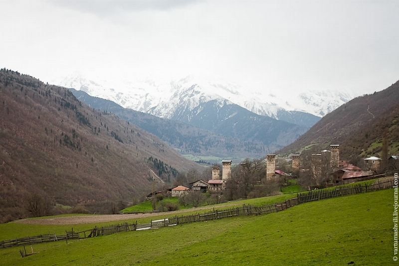 The Most Beautiful and Mysterious Part of Georgia