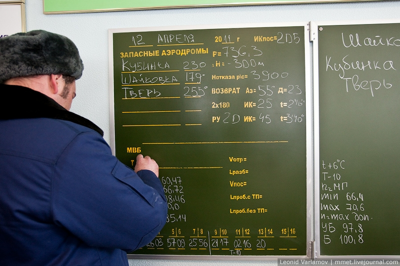 Secret Airbase in Khotilovo