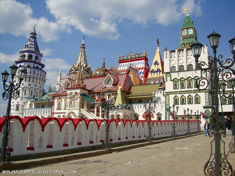 The Unknown Second Kremlin In Moscow
