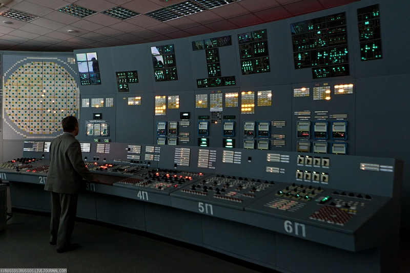Another Excursion to The Kursk NPP