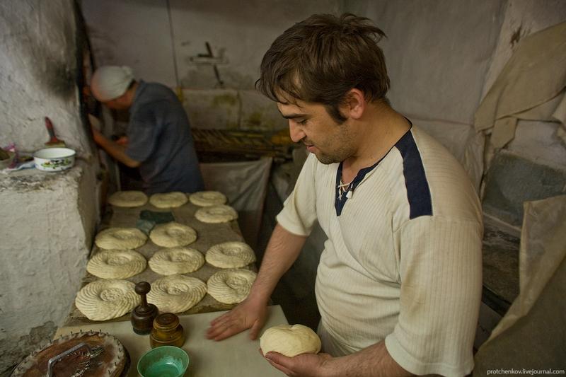 Tasty Uzbek Cakes