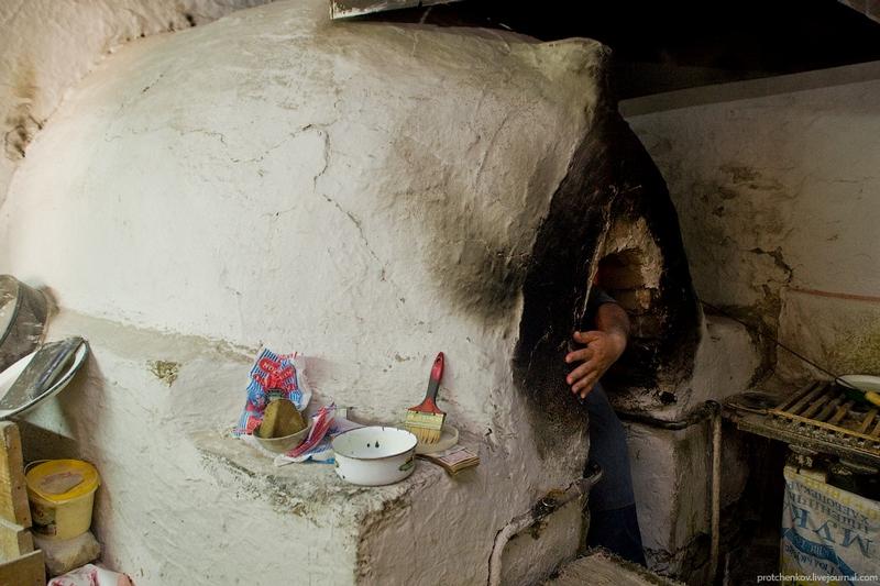 тандыр хлеб фото