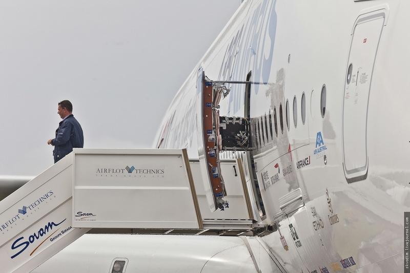 Grandiose Air Show MAKS-2011. Part 4