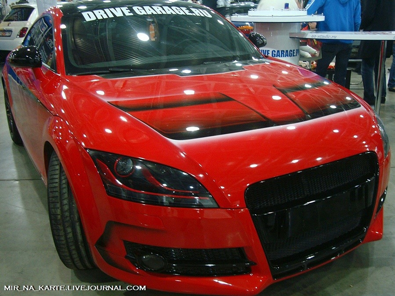 Moscow Tuning Show