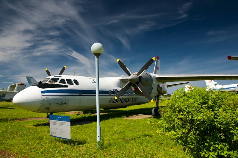 All the Soviet and Russian Aviation History In One Museum