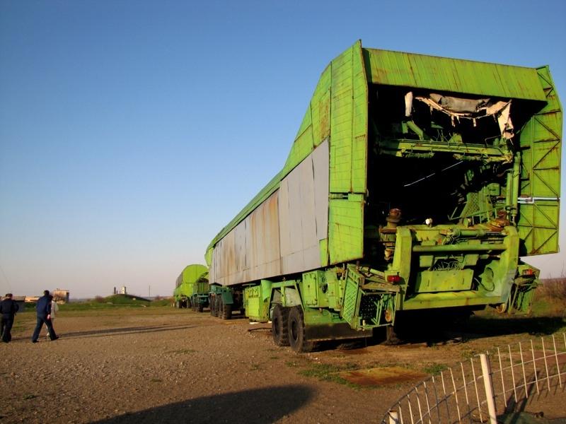 Ukrainian Nuclear Arsenal