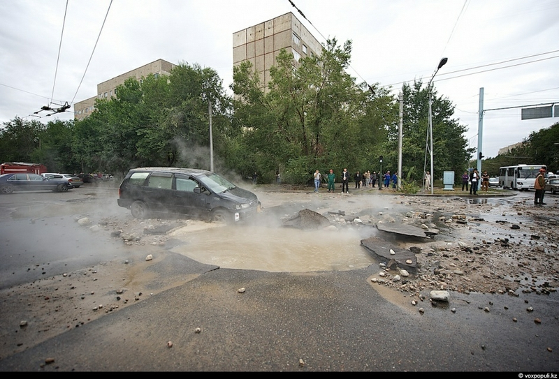 News From Russian Roads, Part 39