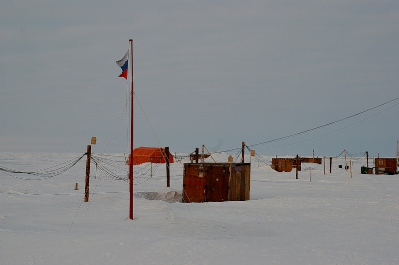 Spending Time At The North Pole
