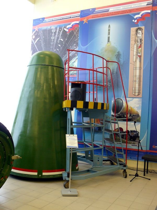 The Russian Atomic Weapon Museum