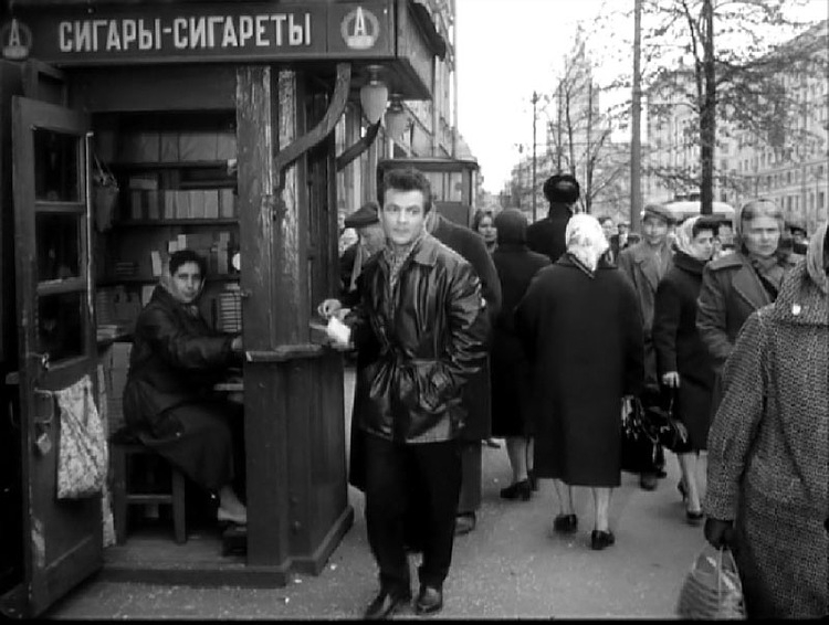 Moscow Life of the 1950s-60s