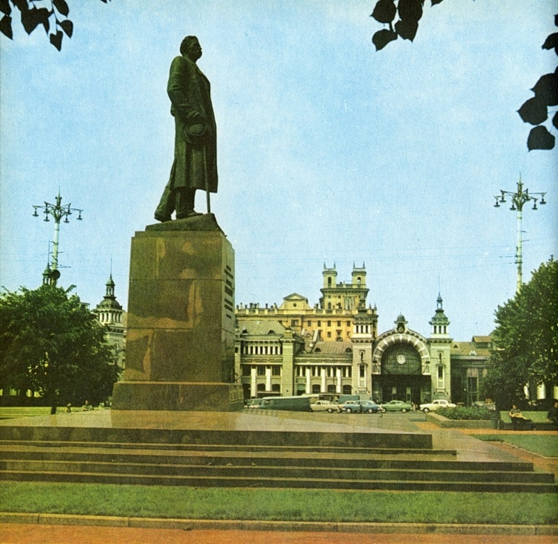 Good Old Moscow of the 1960s