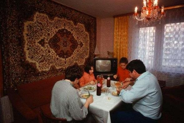 Life of Russia Of The Mid-1990s