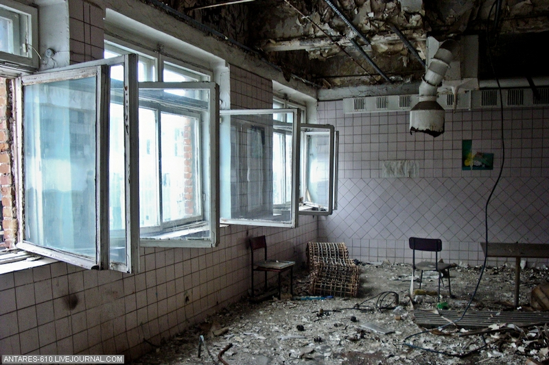 Abandoned Places Coming Back
