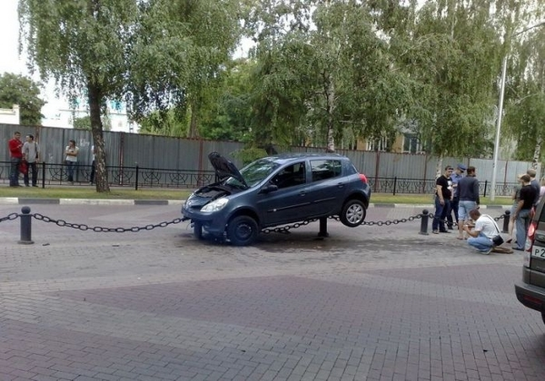 News From Russian Roads, Part 36