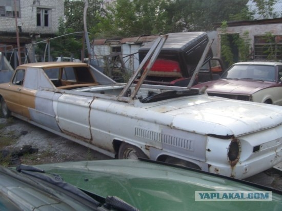 News From Russian Roads, Part 33