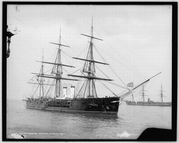 Russian Navy In 1893