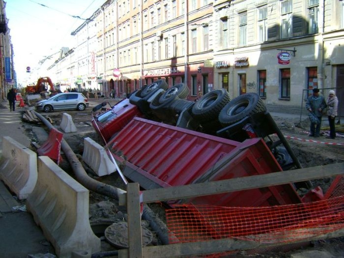 News From Russian Roads, Part 34