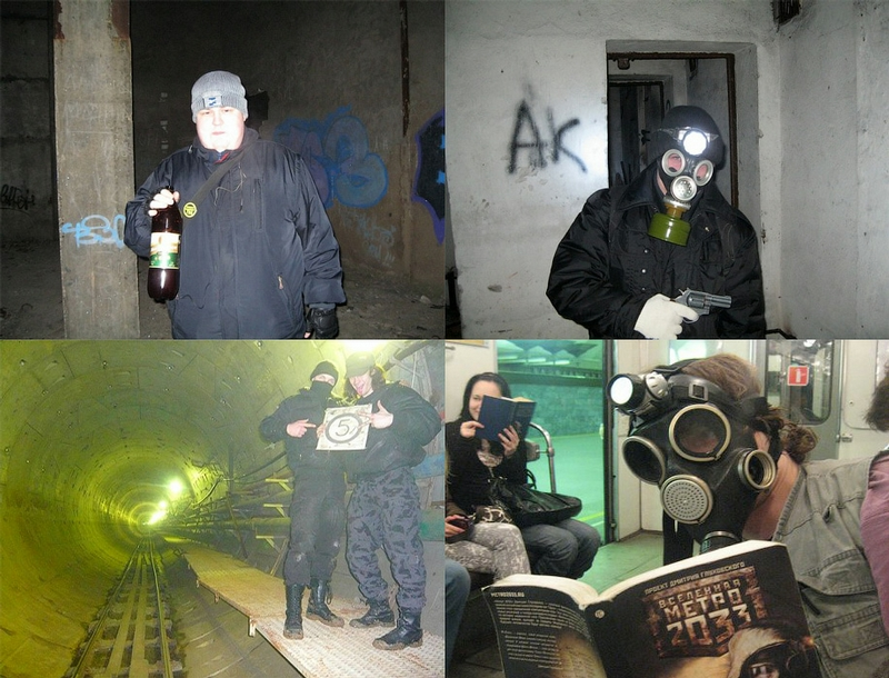 Stalker - the New Disease of Russian Youngsters