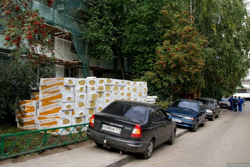 Moscow Way of Parking
