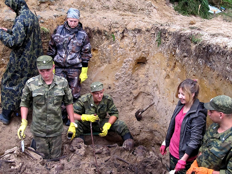 The 90th Search Battalion and Its Excavations