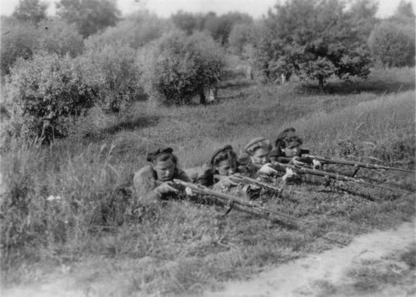 Soviet Soldiers As Nazis Saw Them