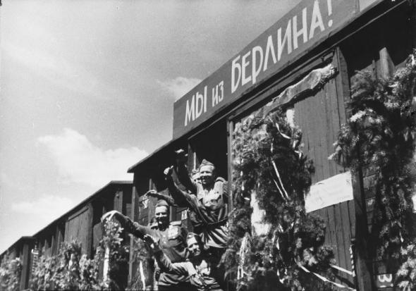 Los soldados rusos vistos por los alemanes