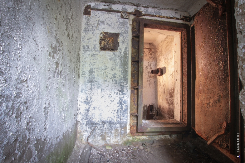 The Special Underground Fortified Area